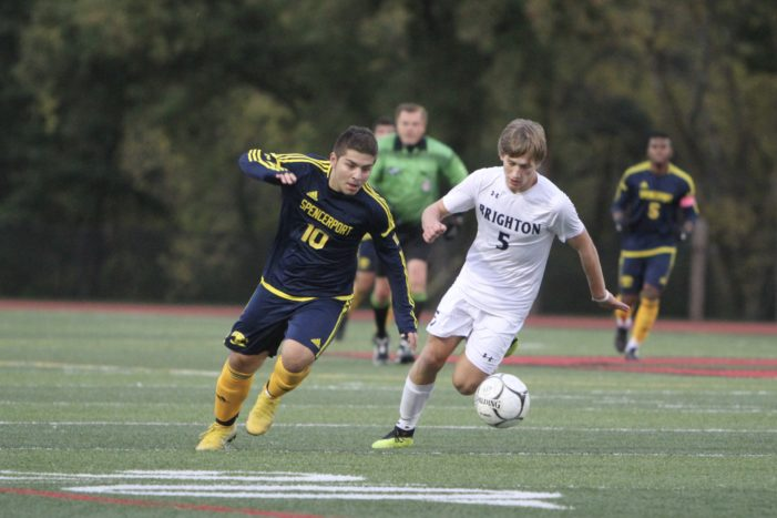 Boys Soccer: Regional matchups set for this weekend