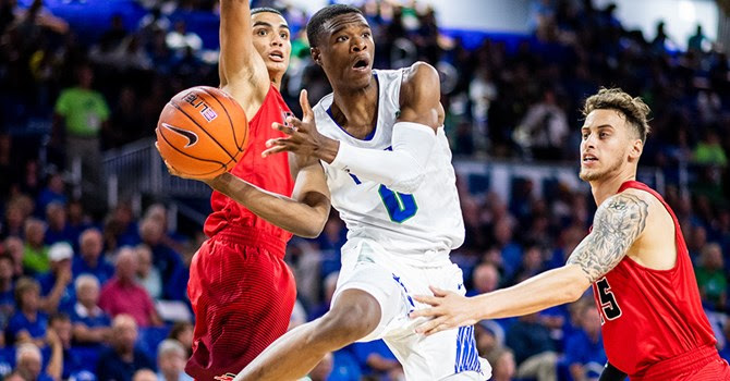 FGCU extinguishes the fire in home opener
