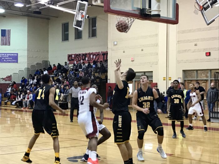 Long nets career high; McQuaid rallies to beat Wilson