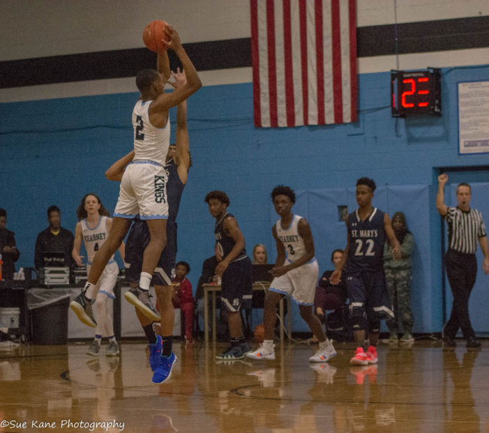 Saint Mary's proves too much for Bishop Kearney