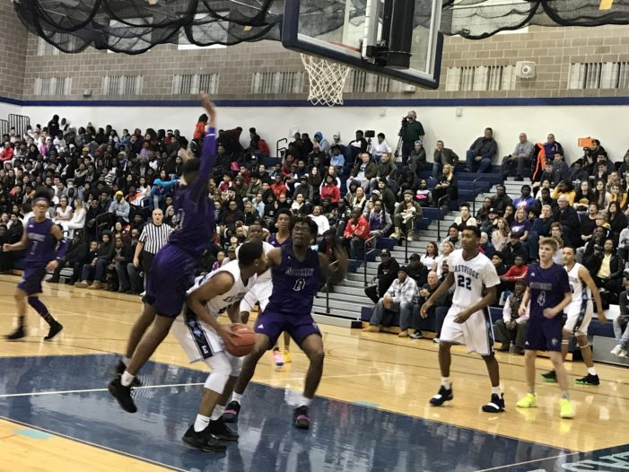 Hartsfield scores 17 in fourth; Odyssey rallies to beat Eastridge in divisional opener