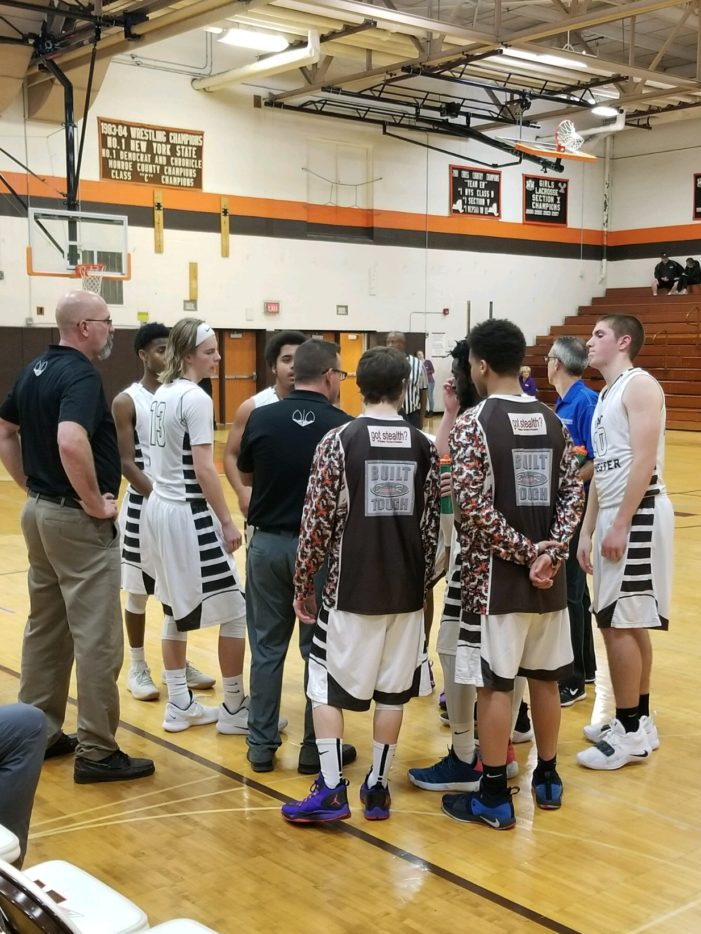 Otero and seniors lead the way as East Rochester downs Clyde-Savannah