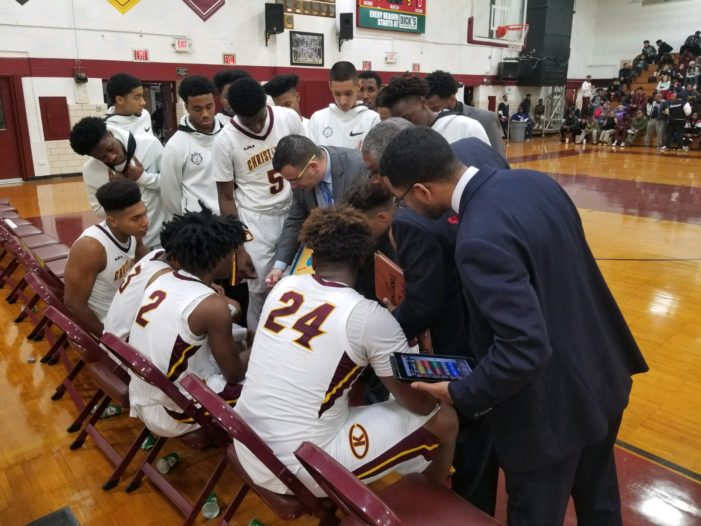 Molina, McPherson spark Christ the King in 3OT win top-ranked Cardinal Hayes