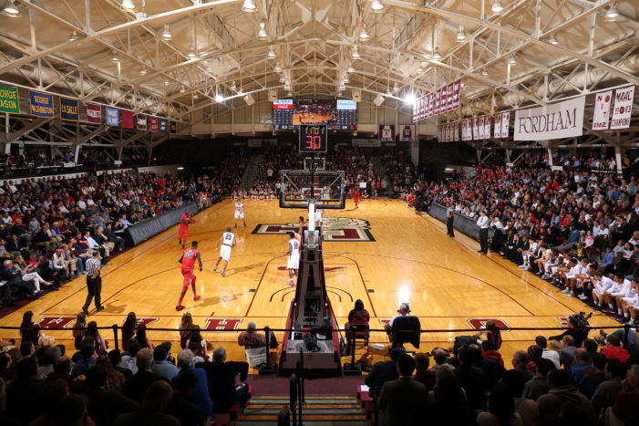 Fordham to host Federation Basketball Tournament of Champions