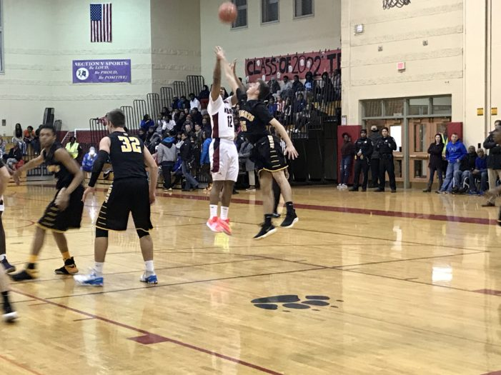 Tuesday Wrap: LaDre Stanford becomes Avoca's all-time leading scorer; Avon's Connor Taylor records double-double and then some