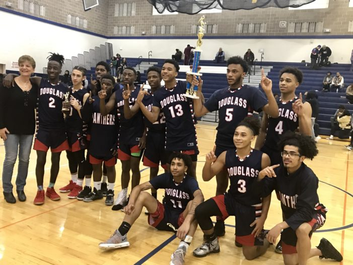 NE Douglass beats Eastridge to win Al Masino Tournament