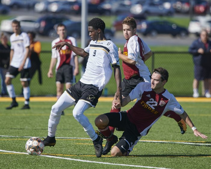 Soccer takes MCC's Isaiah Lee on journey of a lifetime