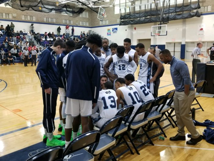 Eastridge uses strong third quarter to down Vertus