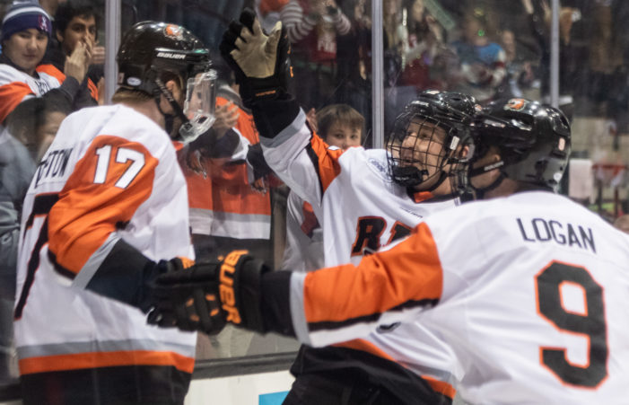 Once flying high, RIT's hockey team has a confidence crisis