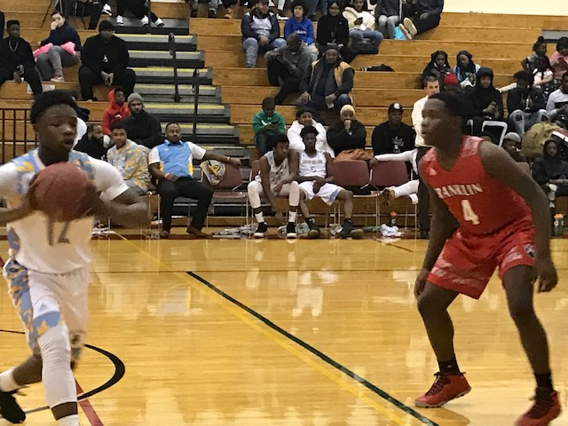 Moore leads Franklin past Early College