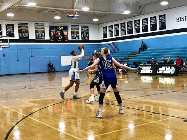 Balanced Kearney girls leave no doubt in win over Batavia
