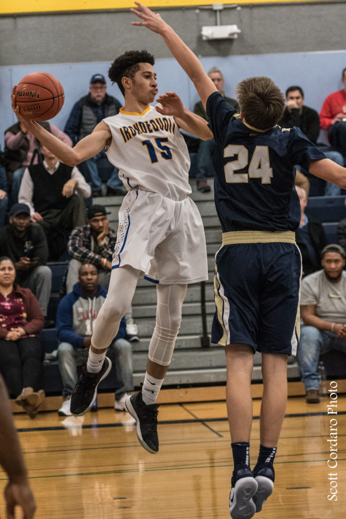 Weekend Wrap: Avon's Taylor records quadruple-double; Wellsville hands Hornell first loss