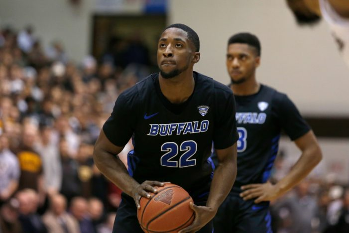 UB ends non-conference play with 87-72 win at Big 4 rival, Canisius