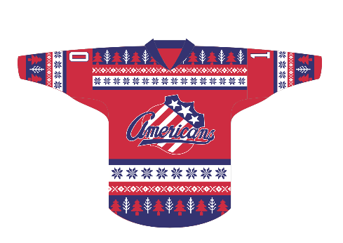 Amerks home for the holidays on back-to-back nights against Hartford