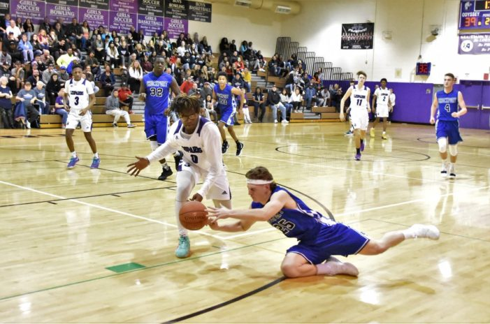 Friday Wrap: Brown's Houdini act helps Northstar escape defeat; Cook posts fifth double-double of the season
