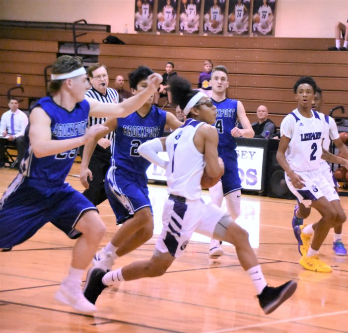 Plummer, Walton, Harrington, and Harper stand out as Monroe County Players of the Week