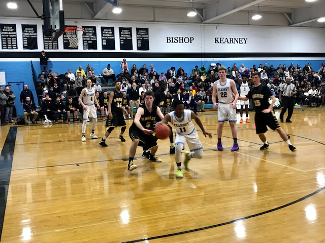 Monday Wrap: Council's first half leads Greece Athena; Cook logs another double-double