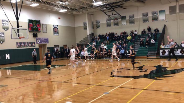 Grover hits game-winning three at the buzzer; Perry downs Avon