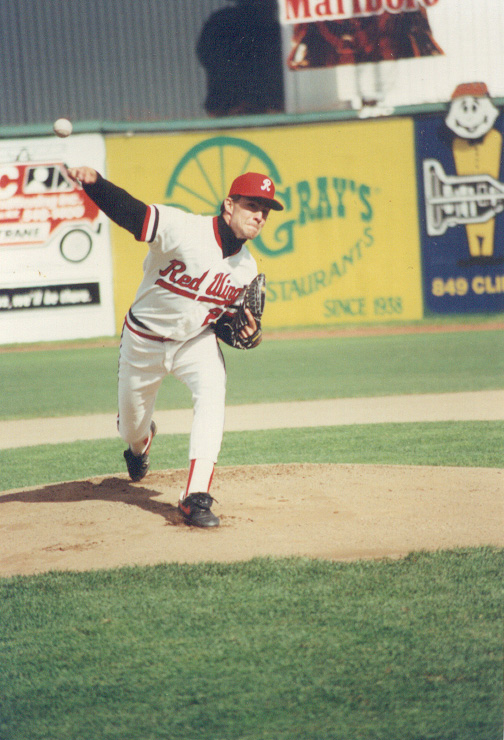 This Day In Red Wings History: Mussina makes Triple-A debut