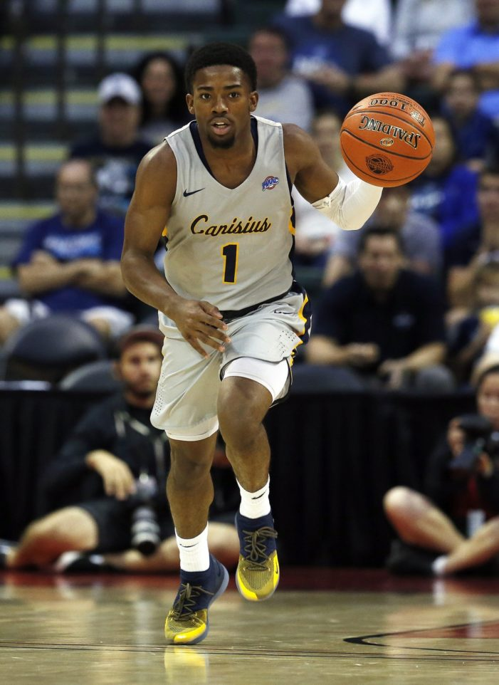 Slow start dooms Canisius in loss at Niagara