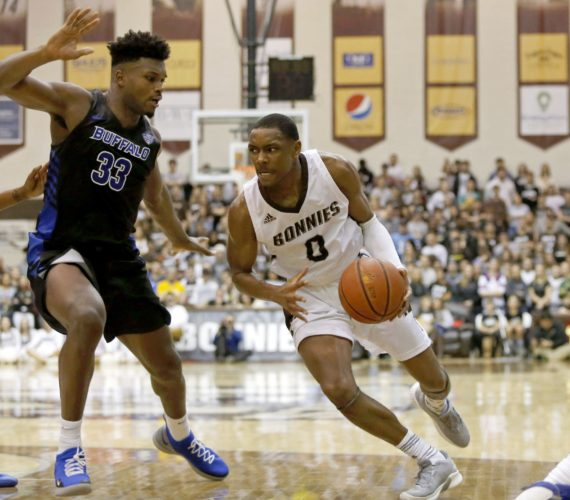 Let the kids play: Handicapping the A-10 Rookie of the Year race