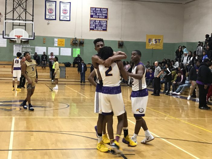 East storms back to take down Leadership