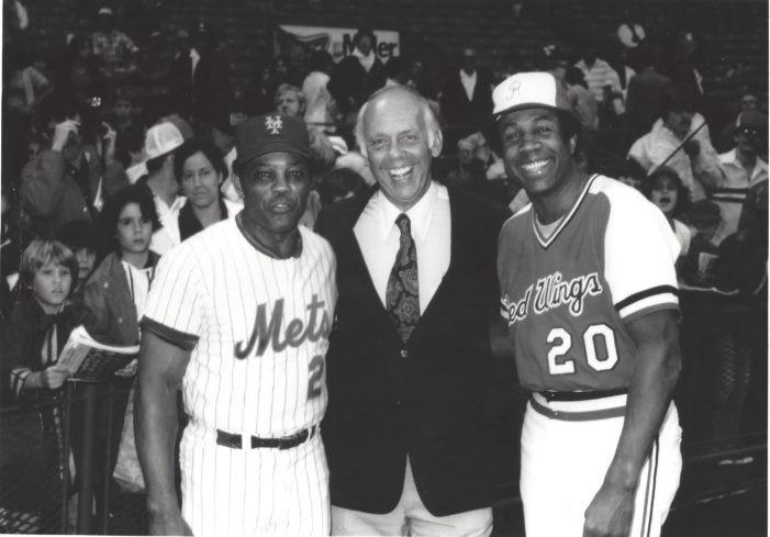 Former Red Wings Manager Frank Robinson passes away