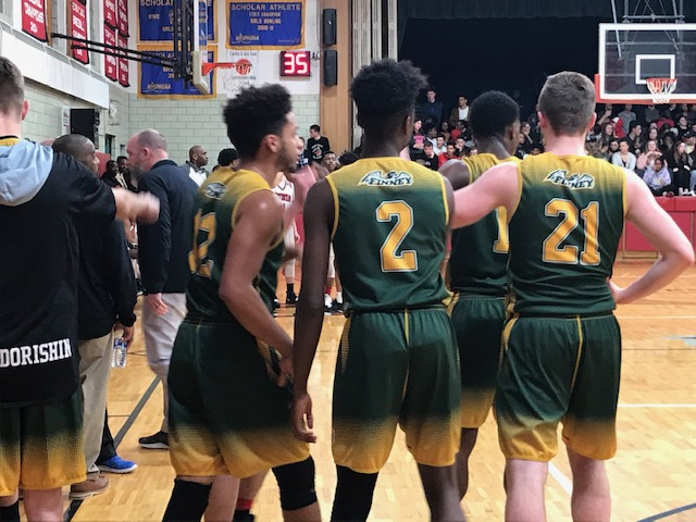 Section V Finals Preview: Boys' Basketball Class C1