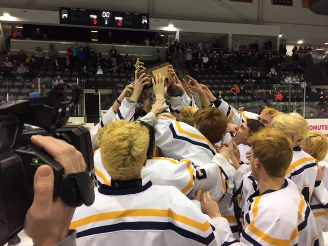 Thomas defeats Spencerport to end streak of title-game heartache