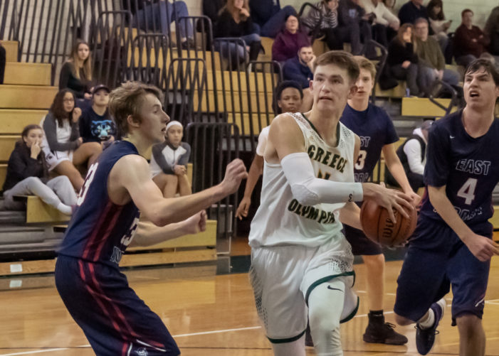 Lucey, Robertson, Ryan, Jung, and Childs awarded Monroe County Players of the Week