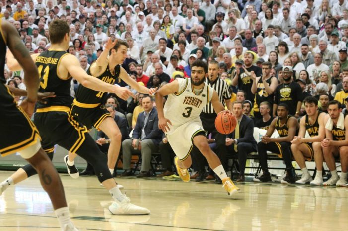 Lamb garners Most Outstanding honor, guides Vermont to America East crown
