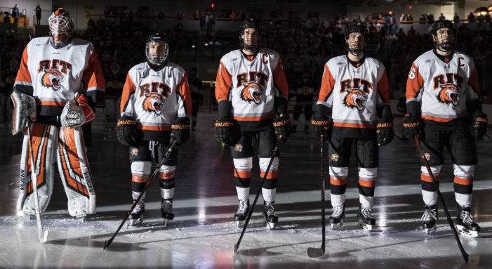 RIT squanders chance for home ice in AHA playoffs