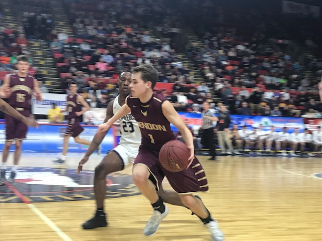 Mendon's season ends in state title game