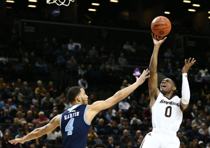 One win away: Bonnies use second half rout to earn spot in final