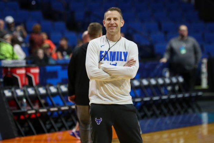 Oats leaves UB, takes head coaching spot at Alabama