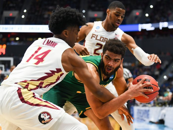 Lamb, Vermont fall to Florida State