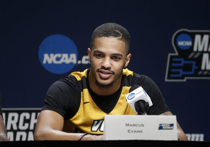 Evans's status looms large for VCU