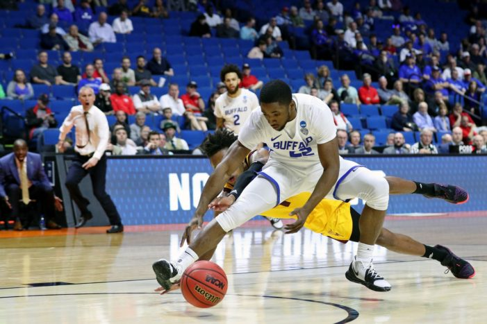 Opposing forces: UB meets Texas Tech for a spot in Sweet Sixteen