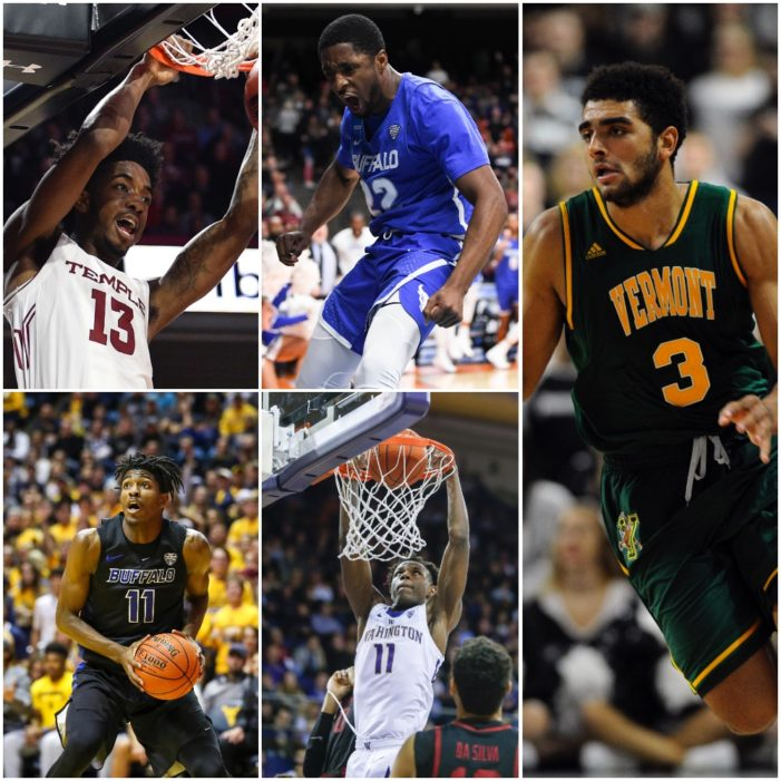 Quintet of Section V alums to appear in NCAA Tournament