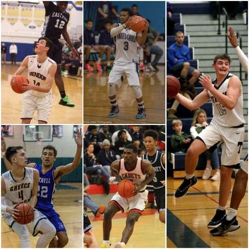 Hill, Slack, Mason, Cook, and McFollins garner Monroe County top honors