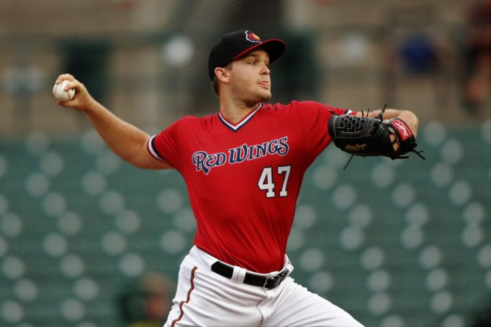 Red Wings and Twins to continue dive into advanced statistics
