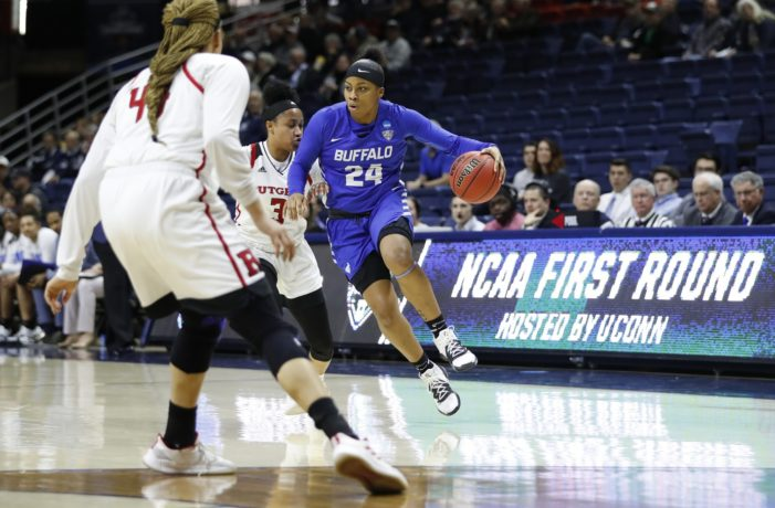 Minnesota Lynx select GC's Dillard in WNBA Draft