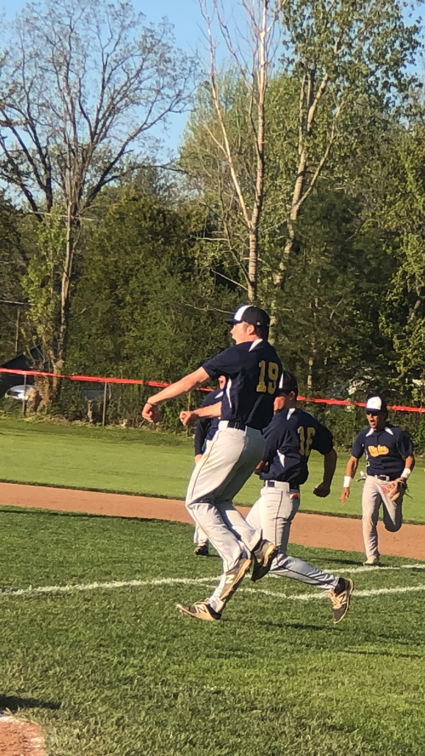 'Baseball's a weird sport': How Victor eked out a 1-0 win at Canandaigua
