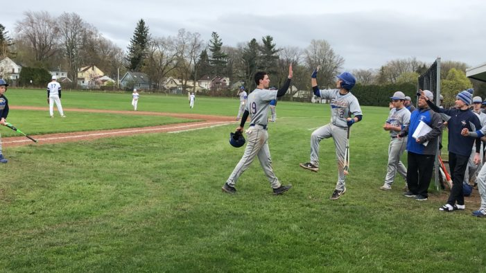 Nick Serce extends scoreless innings streak in 7-0 Irondequoit win