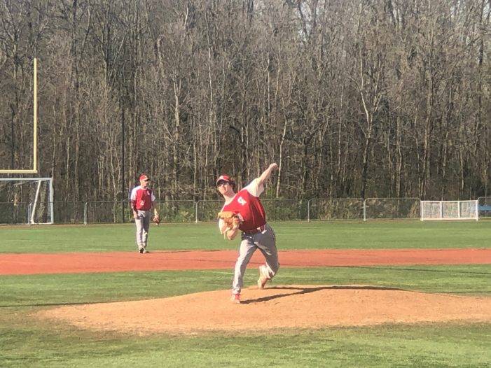 Michael Sculli and the 'power curve' lead Canandaigua to 7-1 win over Webster Thomas