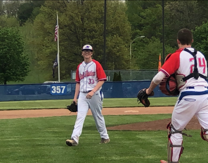 Collin Burdett twirls another gem in Hornell's 3-0 win at Livonia