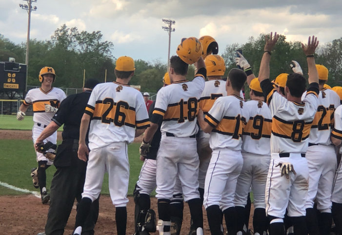 'That was a tank': Drew Bailey's walk-off homer sends McQuaid to postseason on high note
