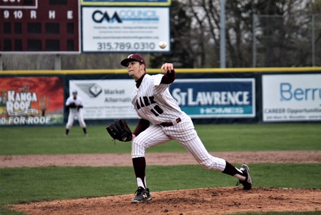 Finger Lakes East pitcher's duel swings in favor of Newark