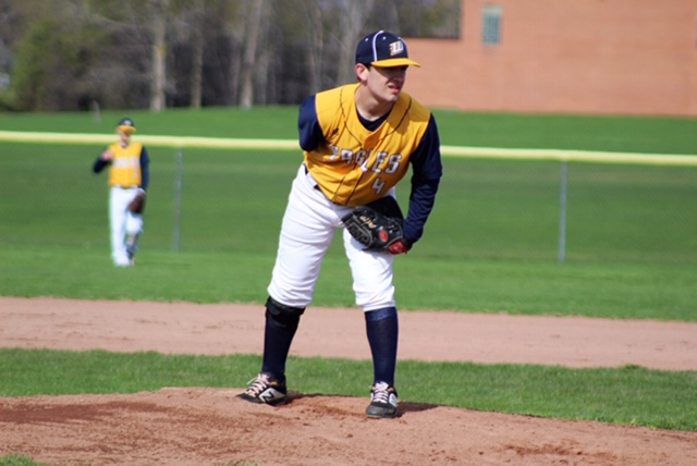 Wayne junior Alex Groff throws no hitter in 6-0 win