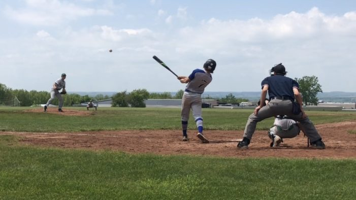 Harris and Lyons lift Geneseo past Naples in the Class C2 pre-quarterfinal round